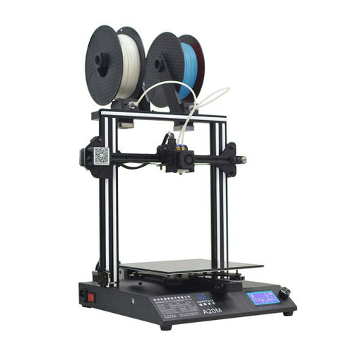 Geeetech A20M 2in1Out Dual Extruder Mix-color 3D printer