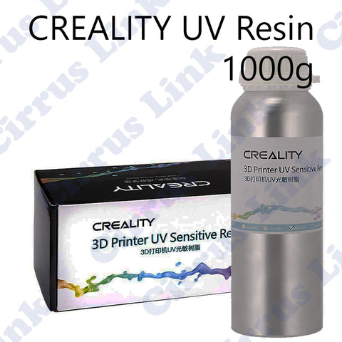 Creality UV-Curing Sensitive Resin 1000g