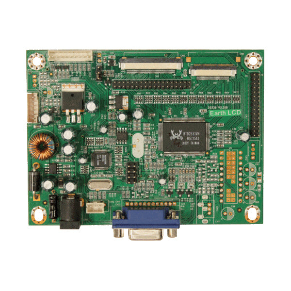 VGA only -  LCD Controller card