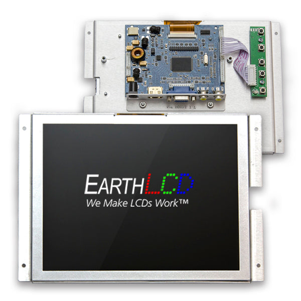 "8.0"" Open Frame Color TFT LCD Monitor"