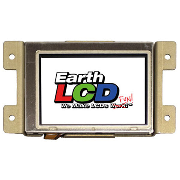 "ezLCD-302 - 2.7"" Sunlight Readable, Smart LCD"