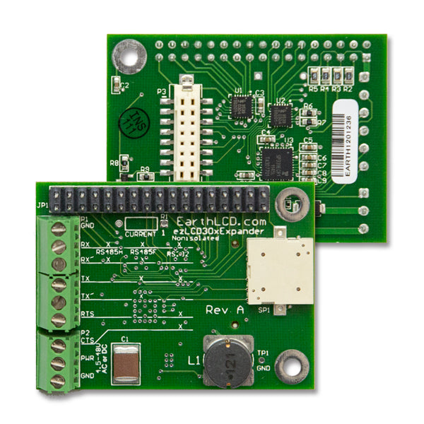 ezLCD-Expander Board