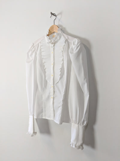 Poetry | vintage blouse