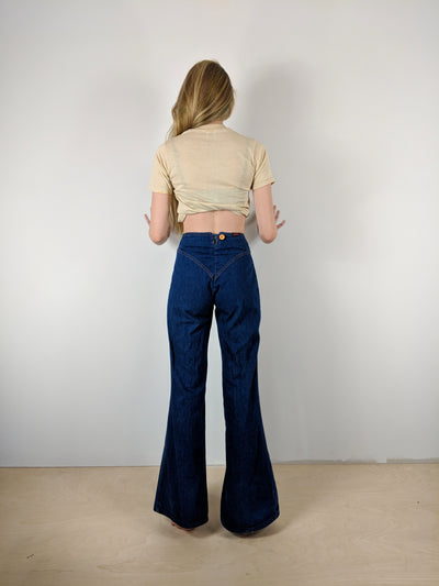 Landlubber Jeans | button back originals 26""