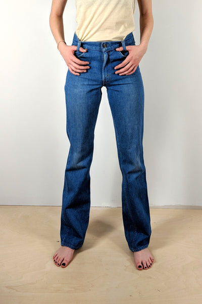 Levis Jeans | straight leg originals 27""