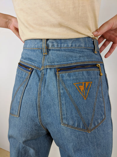 Murjani Jeans | zip pocket originals 27""