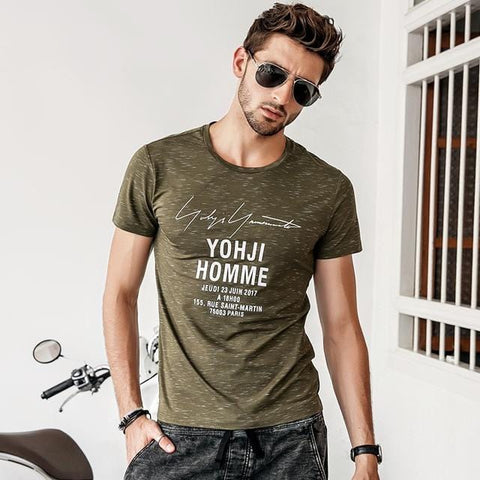 Printed T-Shirt For Men