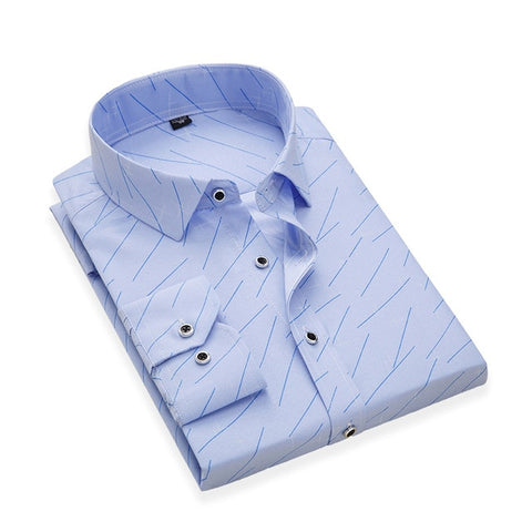 Printed Semi Casual Slim Fit Shirt for Men