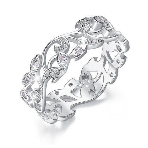 925 Sterling Silver Bohemian Classy Ring for Women