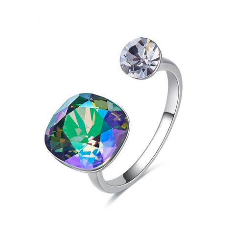 Classy Gemstone Cocktail Ring for Women