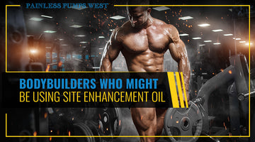 Bodybuilders Who Might Be Using Site Enhancement Oil
