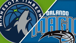 #10 - Minnesota Timberwolves vs. Orlando Magic - 2/7/2019