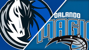 #36 - Dallas Mavericks vs. Orlando Magic - 02/21/2020