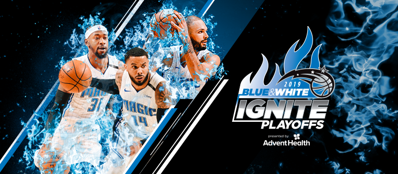 #16 - The Orlando Magic are in the Playoffs! - 4/13/19