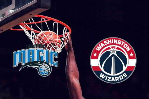 #3 -  Washington Wizards vs Orlando Magic - 11/09/2018