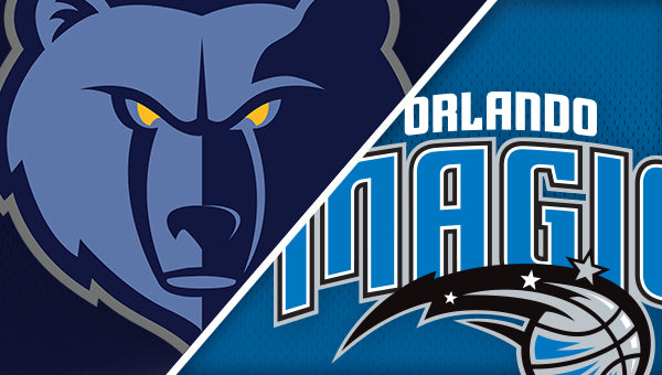 #13 - Memphis Grizzlies vs. Orlando Magic - 3/22/2019