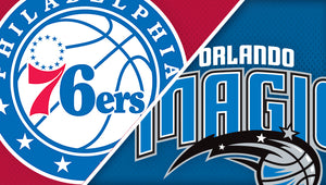 #14 - Philadelphia 76ers vs. Orlando Magic - 3/25/2019