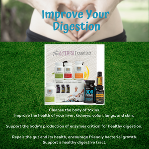 Cleanse & Restore - Digestive Health Kit