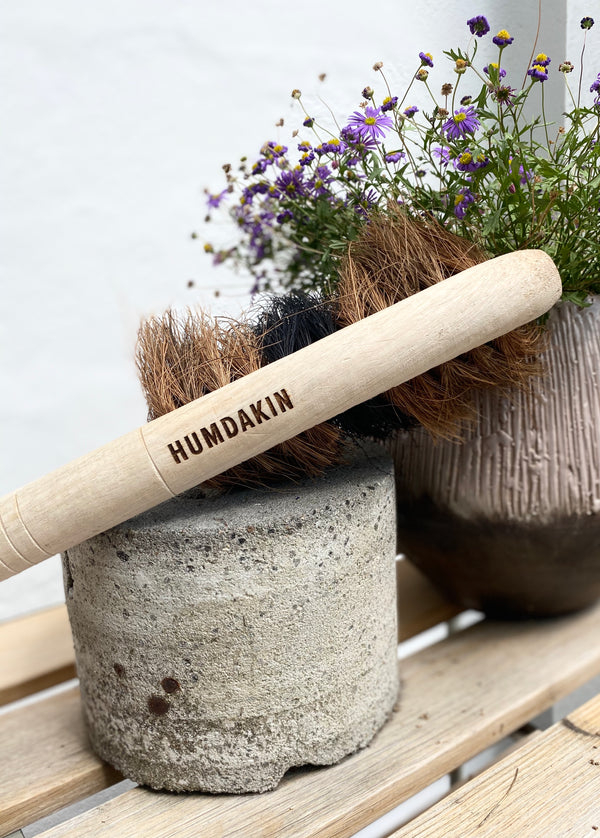 HUMDAKIN Wood hand broom Wood brushes