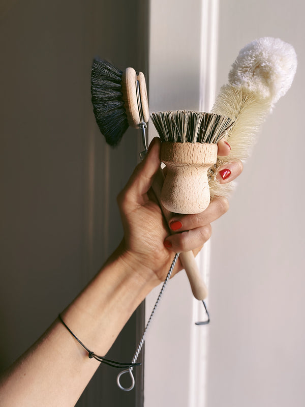 HUMDAKIN pot brush Cleaning