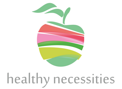 Healthy Necessities Australia's Health Food brand Logo