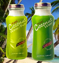 Real Coconut Water - without pulp