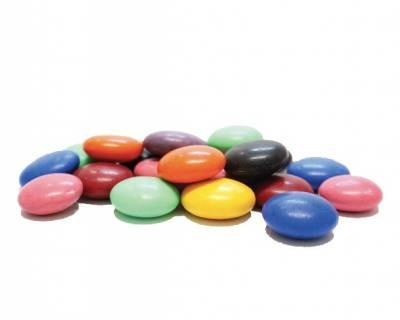 Chocolate Drops Coloured (Small)