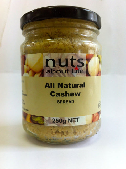 Cashew Spread (Nuts About Life Brand)