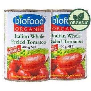 Tomatoes Peeled Canned  (Organic)