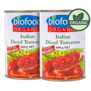 Tomatoes Diced Canned  (Organic)