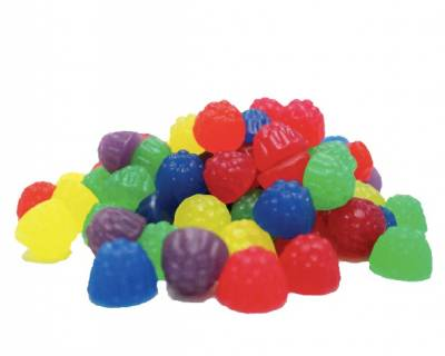 Berries Coloured Mix (Confectionery)