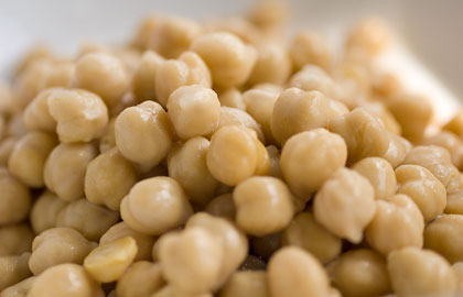 Chickpeas in Brine (A10)