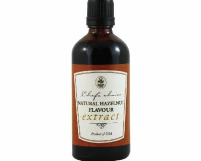 Extract Natural Hazelnut (100ml)
