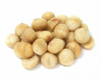 Macadamia Nuts Roasted Unsalted (Whole Style #1)