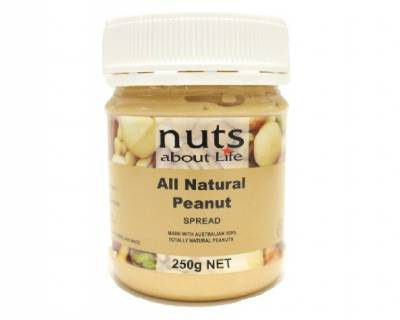 Peanut Butter Smooth (100% Natural)