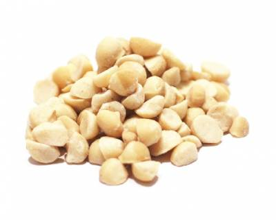 Macadamia Nuts Raw (Chopped Style #6)