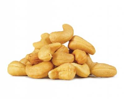 Cashews Roasted Unsalted (240 Grade)