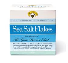 Salt Sea Flakes  (Australian)
