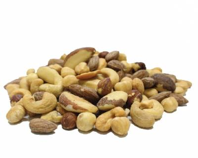 Mixed Nuts Roasted Salted (No Peanuts)