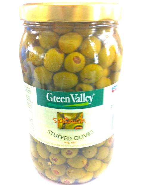 Olives (Stuffed g/val)