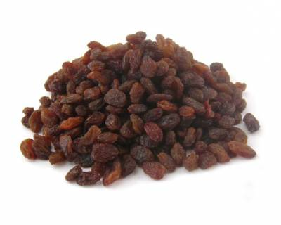 Sultanas Natural (Without Oil)