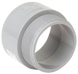 ADAPTADOR MACHO PVC CED40 1PULG(25MM)