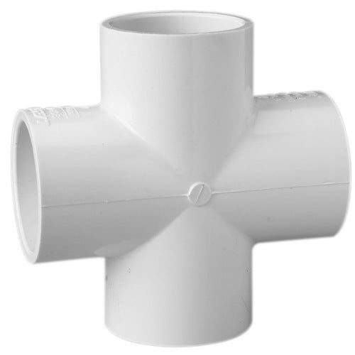 CRUZ PVC CED40 2PULG(50MM)