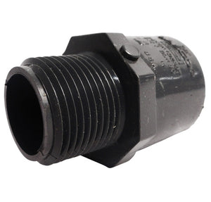 ADAPTADOR MACHO PVC CED80 6PULG(150MM)