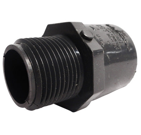 ADAPTADOR MACHO PVC CED80 3PULG(75MM)