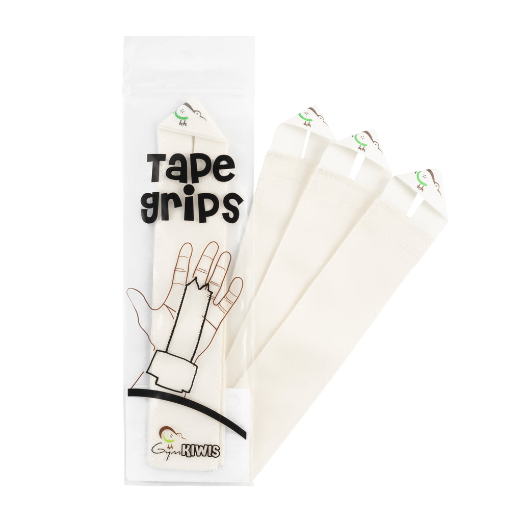 Tape Grips (3 pack) - Gym Kiwis - Tape Grips