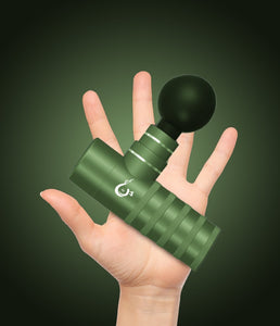 Mini Massage Gun - Gym Kiwis - Tape Grips