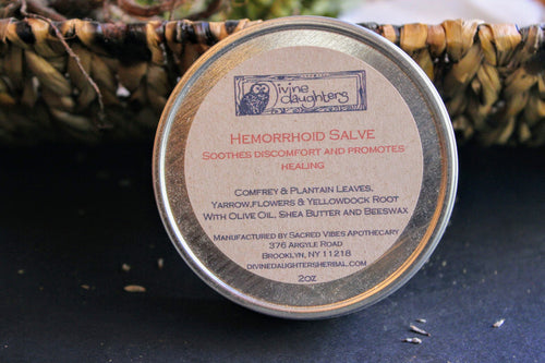Hemorrhoid Salve