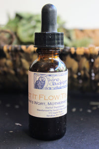 Let It Flow Tincture -  BESTSELLER