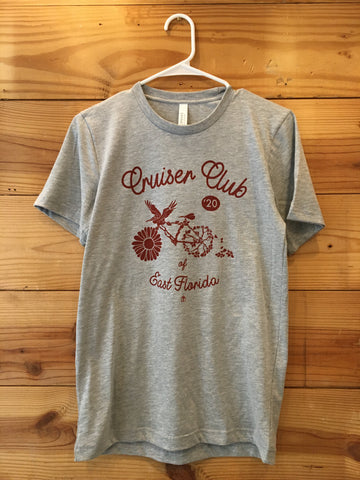 Cruiser Club - T-shirt
